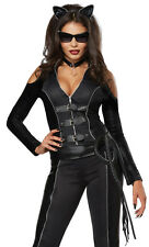 Sexy Womens Cat Woman Catwoman Halloween Costume