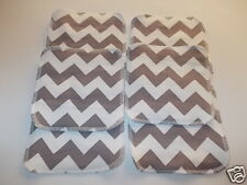 Baby Wipes Handmade 15cms x 15cms approximately - 6 per pack
