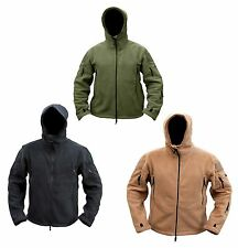 MILITARY RECON TACTICAL  HOODIE FLEECE JACKET SAS, CADETS, SBS
