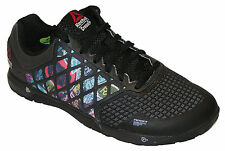 Reebok Crossfit Nano 4.0 Men's Shoes Sticker-Black/Gravel NEW M47337 Many Sizes