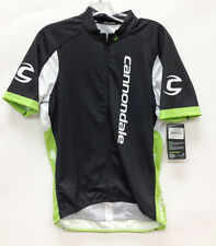 Elite Cycling Jersey in Black by Cannondale,  ROAD, Summer, Short Sleeve