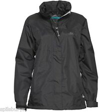 Trespass Womens Nasu Jacket Black - rrp £50