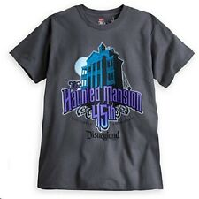Disneyland Haunted Mansion 45th Anniversary Limited Edition Tee, NEW