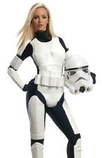 Womens Sexy Stormtrooper Star Wars Halloween Costume