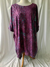 """REALLY NICE VIOLET BOX  SHIRT 