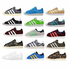 Adidas Originals Superstar 80s 2014 Classic Casual Shoes Sneakers Pick 1