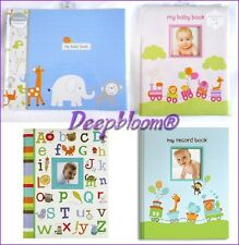 CARTER'S STEPPING STONES MY BABY FIRST BOOK BOYS GIRLS MEMORY KEEPSAKE ALBUM NEW