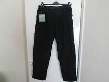 Mens Craghoppers Kiwi Fully Lined Trousers, Dark Navy, 3 Sizes, New With Tags