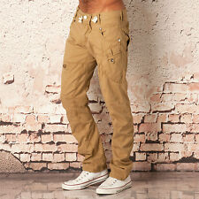Mens 883 Police Otif Chinos In Sand From Get The Label