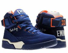 Patrick Ewing Athletics Ewing 33 HI Blue Mens Basketball Shoes 1VB90013-449