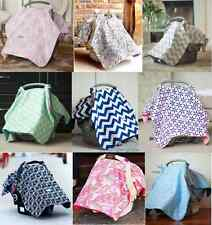 Car Seat Canopy Newborn Baby Cover Keeps Infant Warm in Winter Cool in Summer!!