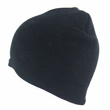 U70 MENS BAGGY STRETCH BEANIE SKI HAT SLOUCH LONG OVERSIZE EVERYDAY FASHION HAT