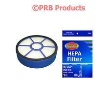 Dyson DC33 Hepa Post Motor Filter 921616-01 Vacuum Multi Floor Costco Exclusive
