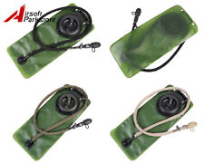 Tactical Military Hiking 2.5L Hydration Water Bladder Pack Pouch Bag with Switch