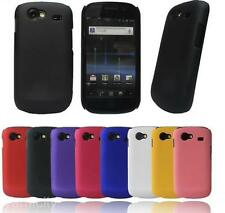 Simple Hard Plastic Back Protector Cover Case Guard For Samsung Nexus S i9020