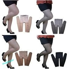 Girls Sexy Plus-size  Women socks Pregnant Maternity Tights Pantyhose Stockings