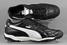 Puma (102420-01) Esito Classic TT adults football shoe - Black/White