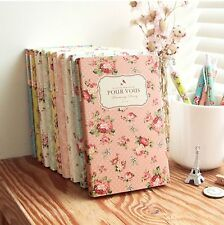 New Pour Vous Blooming MINI Diary Ver.2 Undated Planner Organizers+Ballpoint Pen