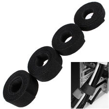 Reuse Self Wrap Fastener Double Side Hook and Loop Velcro Cable Wire Tie Strap