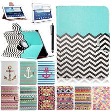 "For Samsung Galaxy Tab 3 10.1"" 360 Rotating PU Leather Case Cover P5200 P5210"