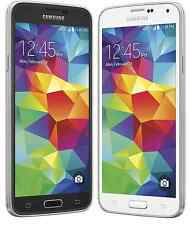 Samsung Galaxy S5 SM-G900V - 16GB (Verizon) Smartphone - White Black (A)