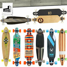 Original Longboard Skateboard Deal Komplett Set RAM / Globe / Mindless / Madrid