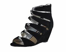Steven by Steve Madden Gabbey Gladiator Wedge Sandal Shoe