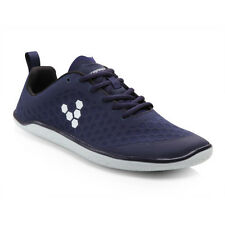 Vivo Barefoot Stealth Mens Trainers Blue All Sizes
