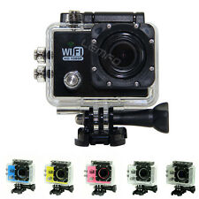 "SJ6000 2.0"" LCD 12MP Full HD 1080P WIFI Sport Action Camera 30M Waterproof"