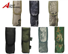 Tactical Molle Airsoft Hunting Outdoor Universal Battery Holster Pouch Bag Pack