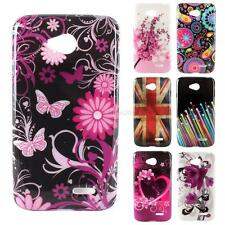 12Colors TPU Silicone Back Shell Case Cover For LG Optimus L70 Dual SIM D325 L90