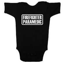 Firefighter Paramedic All Sizes Infant One-Piece 6 mos to Youth XL T-Shirt