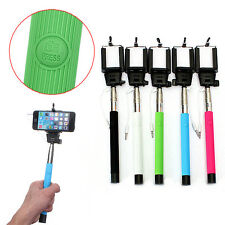 With Shot Button! Extendable Monopod Selfie Stick  for Samsung Galaxy Note4/3 S5