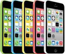 Apple iPhone 5c - 32GB (Unlocked) Smartphone - White Blue Green Yellow Pink
