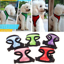 OxGord Pet Control Harness for Dog & Cat Soft Mesh Walk Collar Safety Strap Vest