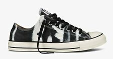 Converse CT Ox Lo Trainer Washed Tie Dye Bleach Stripes Black