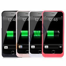 "3600mAh External Battery Backup Charger Case Cover Power Bank For 4.7"" iPhone 6"