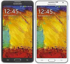 Samsung Galaxy Note 3 SM-N900A - 32GB (AT&T) Unlocked Smartphone - Black White