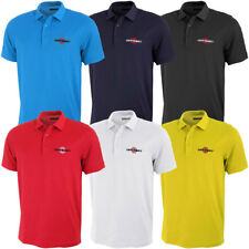 30% OFF RRP Callaway Golf 2015 Mens Solid Cotton Odyssey Tour Logo Polo Shirt