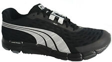 Puma Faas 600 V2 Night Cat Powered Black Running Trainers Shoes (187408 01) U128