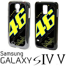 Valentino Rossi The Doctor 46 Samsung Galaxy S4 S5 Plastic Phone Case Cover vr1