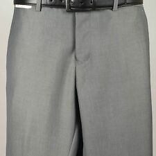 "SAVILE ROW SLACK 38"" Waist  Solid Grey Dress Slack for Suit Separate - PP22"