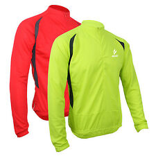 Cycling Bike Long Sleeve Clothing Bicycle Jacket Men Breathable Wear Suit Jersey