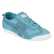 Onitsuka Tiger Trainers - Mexico 66 In Light Blue From Get The Label ONT1 WOW1