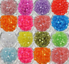 Wholesale 50Pcs Hi-Q Cats Eye Jewellery Crft Beads Round Various Colours 8mm