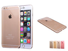 For iPhone 6 6 Plus New Ultra Thin Transparent Crystal Clear Soft TPU Case Cover