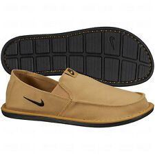 NEW Nike Mens Grillroom Slip on Shoes (Gold/Black) - Choose Size