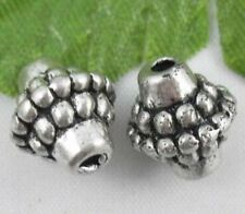 Wholesale 18/39Pcs Tibetan Silver  Spacer Beads 10x9mm(Lead-free)
