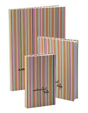 10x Choice Of Lovely Hard Cover Lined Paper Notebooks School Office Job Lot Bulk