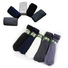 10 Pairs Summer Men's Short Breathable Bamboo Fiber Socks Stockings Middle Socks